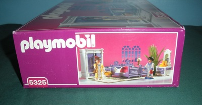 Playmobil 5325 Victorian Master Bedroom H Vintage Fisher Price
